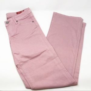 BRAND NEW Seven7 Dusty Rose Bootcut Jeans Size 26